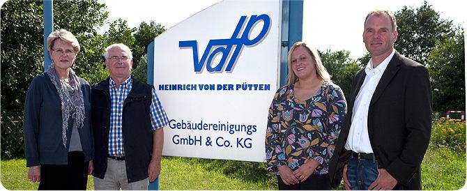 vdP – Firmenbiografie